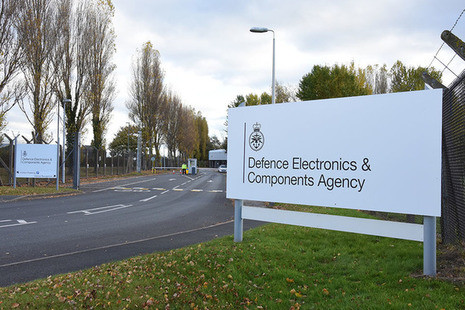 Defence Electronics Components Agency