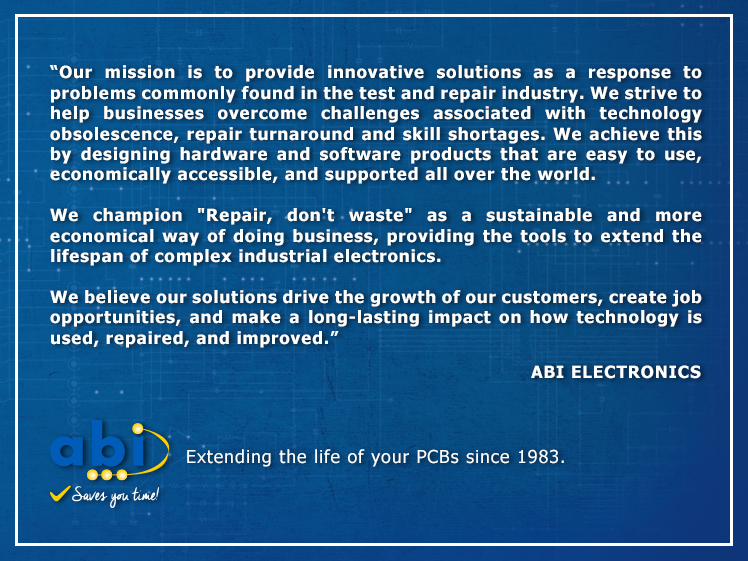 Mission statement ABI Electronics Ltd